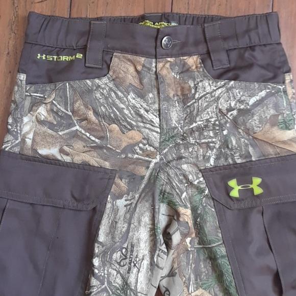 5db3052bab6fe Under Armor scent control boys lined hunting pants.  M_5ad8de1884b5ceecad37ea3e